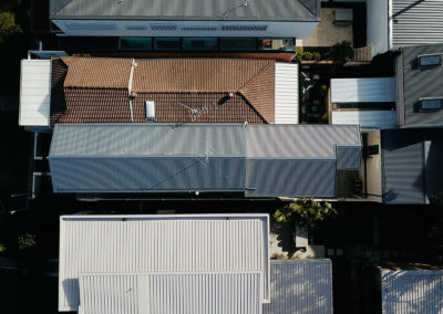 Colorbond Corrugated Sheeting Metal Roofing