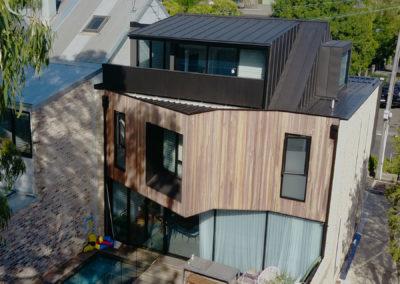 Balmain Residential Roofing, Aluminium Standing Seam